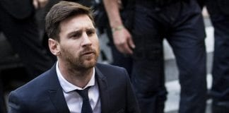 messi donation