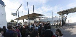 queues gibraltar