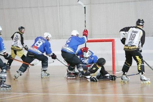 Fuengirola Lions make rocky start to roller hockey season in Liga Sur