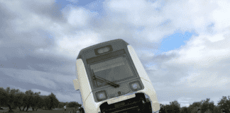 train malaga