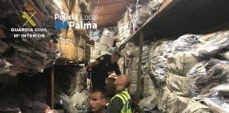 warehouse raid