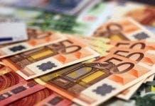 billets de banque euros Zs e