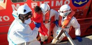 migrant rescue spain e