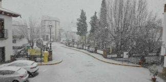 alfarnate snow