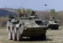 defence increase