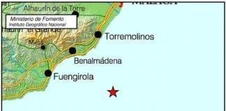 earthquake malaga e