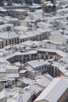 malaga snow