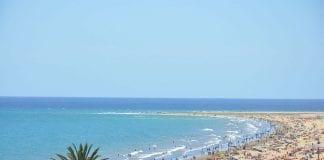 Playa del Ingles Gran Canaria e