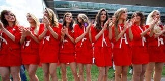 grid girls e