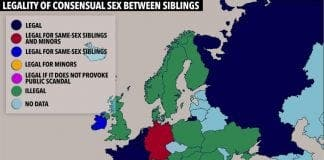 incest map