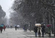 snow madrid