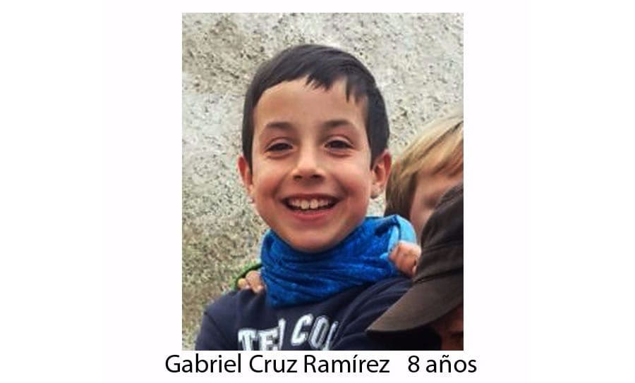 dna found in search for missing gabriel cruz 8 who vanished from