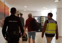 Brit brothers arrested