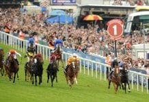Ruler Of The World wins Derby