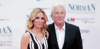richard gere married lead e