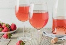 rose wine shutterstock long
