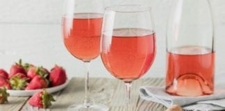 rose wine shutterstock long