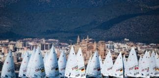 sailing event mallorca