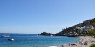 almunecar beach