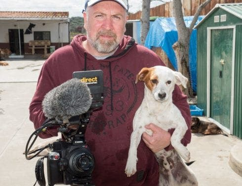 British filmmaker pleas for expats' help in documentary on abandoned dogs in Spain's Andalucia