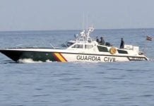 guardia civil maritime
