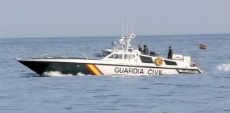 guardia civil maritime