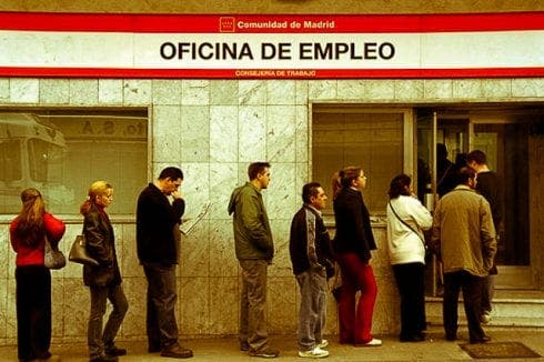 Spain's job market still feeling the effects of the economic crisis