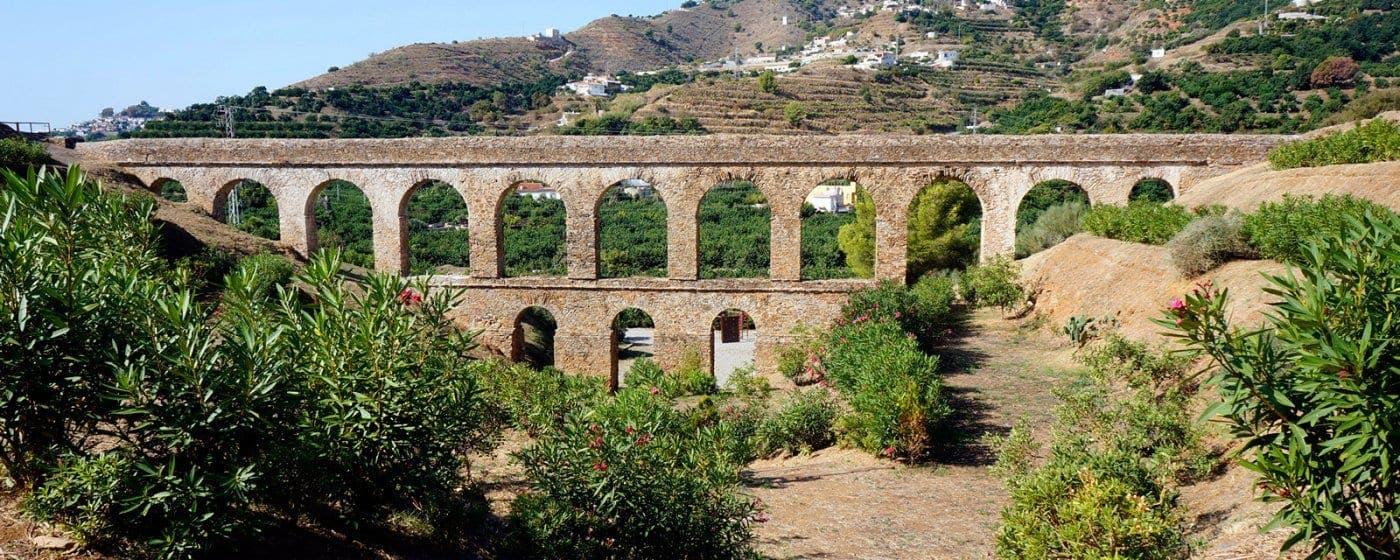 Acueducto Romano de Almunecar