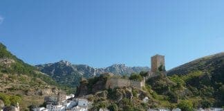 Cazorla and the Castillo de la Yedra