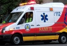 ambulance madrid