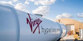 Virgin to test the Hyperloop One in Malaga after agreeing a deal with ADIF