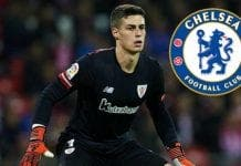 Chelsea pays €71.6 million to Spain's Athletic Bilbao for Kepa