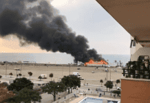 beach club blaze