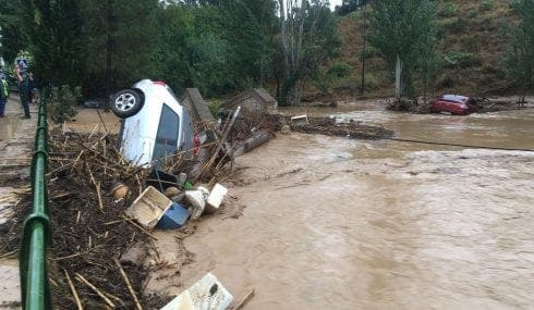 Fears for Granada's pioneering caviar industry after flash floods 'destroyed everything in 15 minutes'