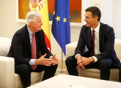 Spain makes fresh demands over Gibraltar in Brexit negotiations