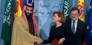 spain saudi