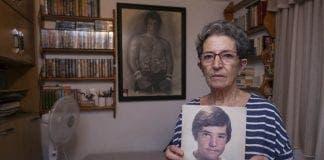 David Guevara picture and mum Antonia