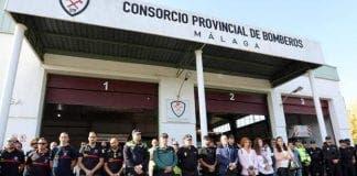 firemen malaga