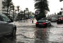 flood marbella
