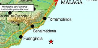 quake torremolinos