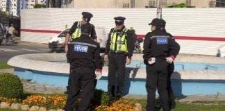 Gibraltar police