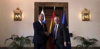 Lavrov and Borrell