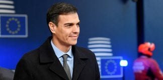 Pedro Sanchez EU