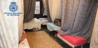 Prostitution beds