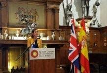 Spains tourism minister