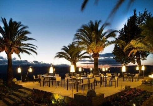 High table – Ronda has mountains of top restaurants