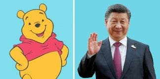 Xi and Pooh