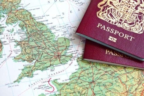 Brits will NOT need a visa to travel between UK and EU countries in event of no-deal Brexit