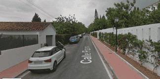 calle pizarra