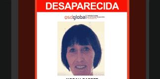 missing tourist
